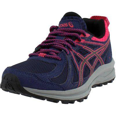 frequent trail trail running shoes blue womens
