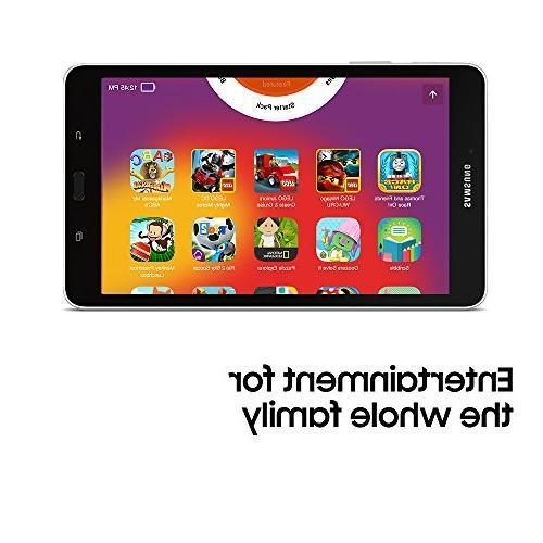 Samsung Tablet - SM-T380NZSEXAR