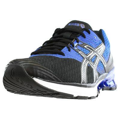 gel 1 running shoes black mens