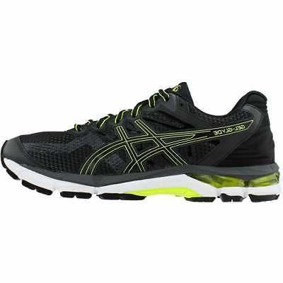 ASICS Casual Shoes Black Mens