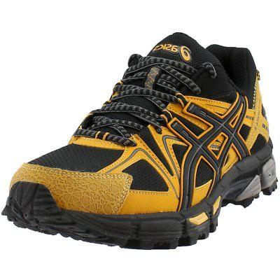 gel kahana 8 trail running shoes black