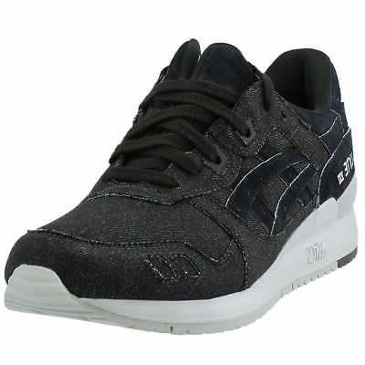 gel lyte iii athletic running shoes grey