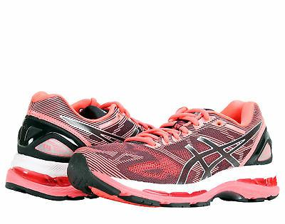 Asics Gel-Nimbus 19 Black/Silver/Diva Pink Women's Running S