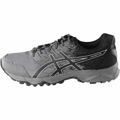 ASICS Athletic Running Shoes Grey