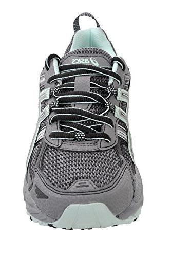 ASICS Women's 5 Gray/Silver/Soothing
