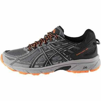 ASICS GEL-Venture Running Trail Grey -