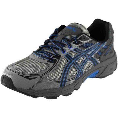 gel venture 6 trail running shoes grey