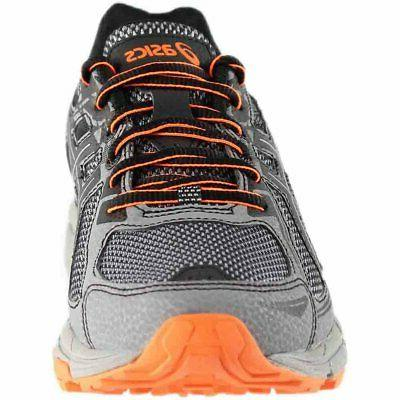 ASICS GEL-Venture Athletic Running Trail Shoes Grey -