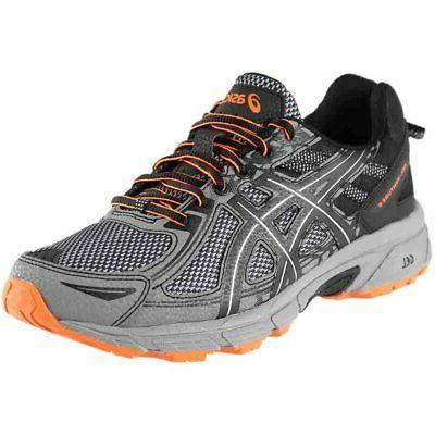gel venture 6 athletic running trail shoes