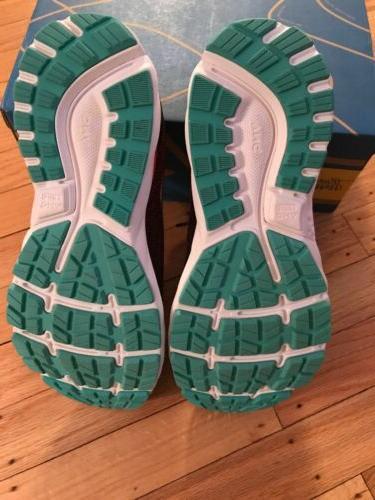 Brooks Running Shoes Black Aqua