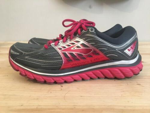Brooks 14 Shoes M Pink/Gray