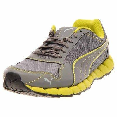 kevler runner running shoes grey mens
