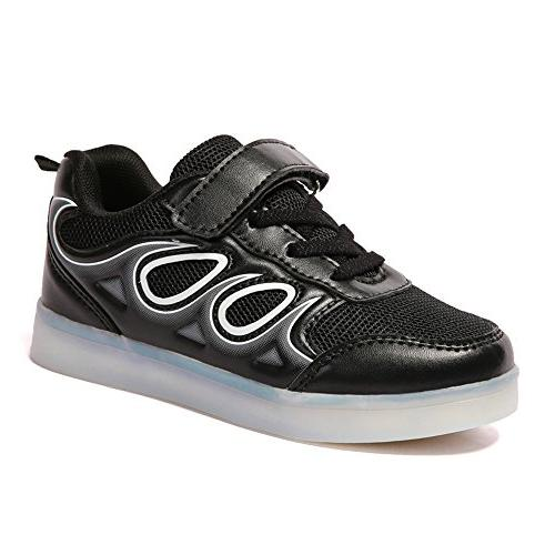 light up shoes flashing sneakers led shoes