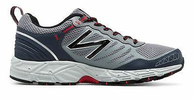 New Men's 573 Trail Mens Running Shoes Grey & Red