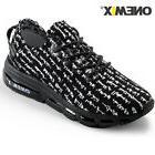 Onemix Men Casual Sport Canvas Shoes Comfort Running Sneaker