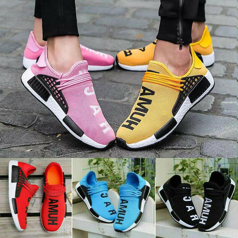 Men Casual Shoes Gym Athletic Running Sneakers Outdoor Breat