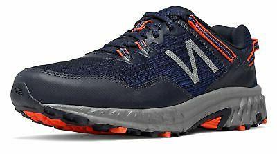 New Trail Shoes Orange