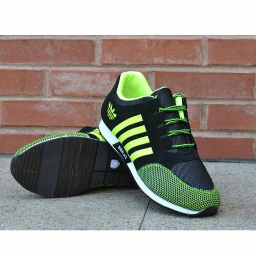 Mens Athletic Outdoor Trainers Shoes Gym