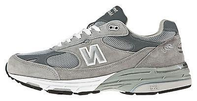 men s classic 993 running shoes grey