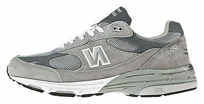 New Balance Men's Classics 993 Running Shoes Grey Factory Se
