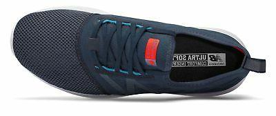 New Balance Men's Coast Comfortable Shoes With Blue