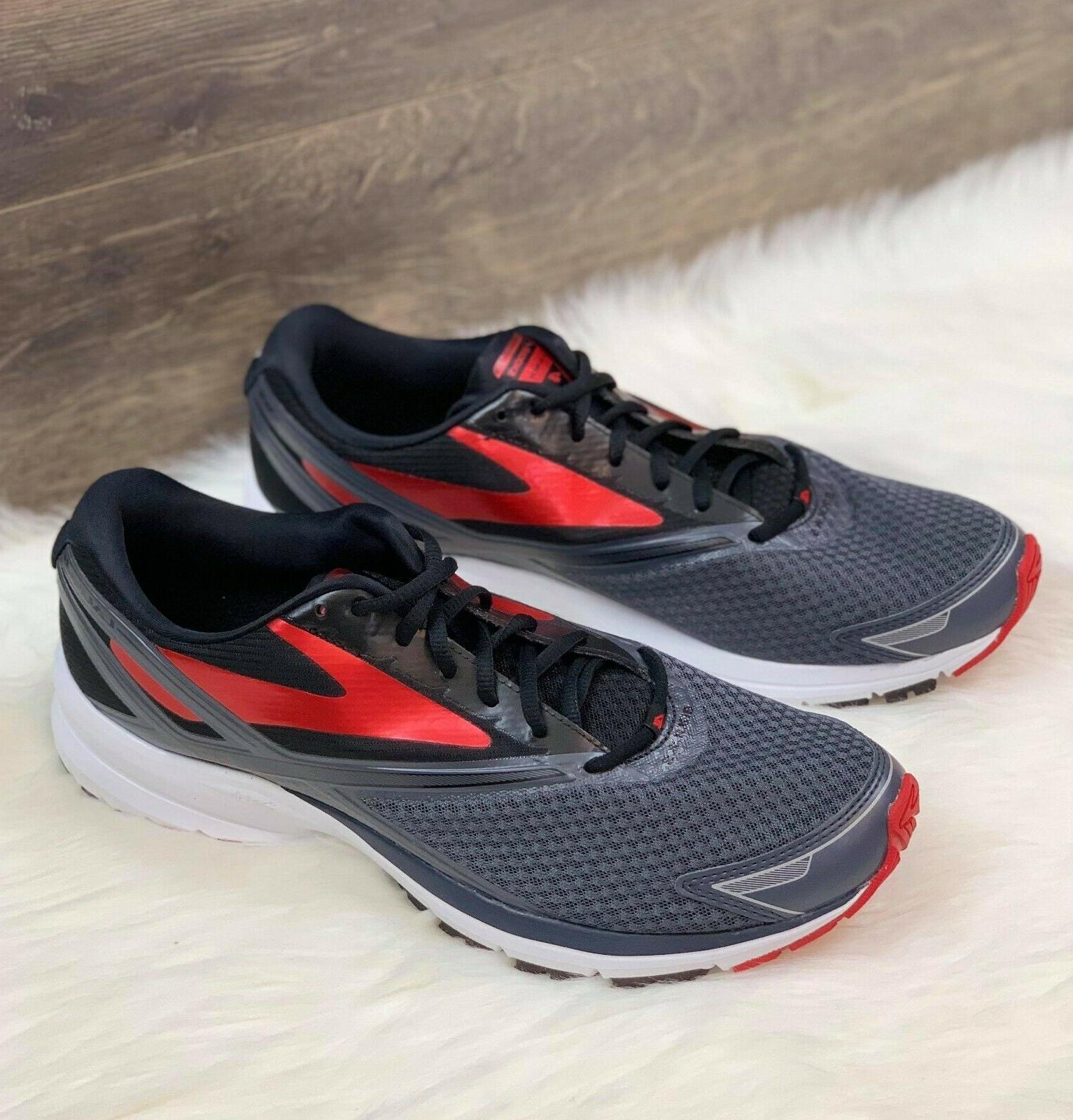 men s launch 4 running shoes grey