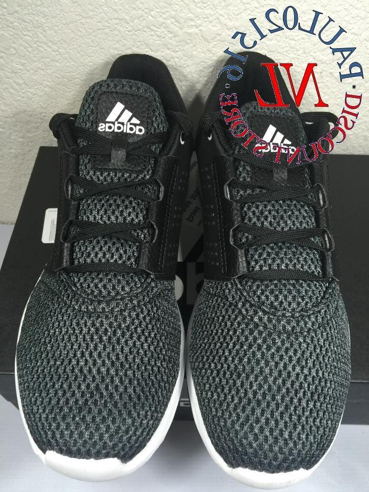 Adidas M Black Running Athletic Shoes Condition