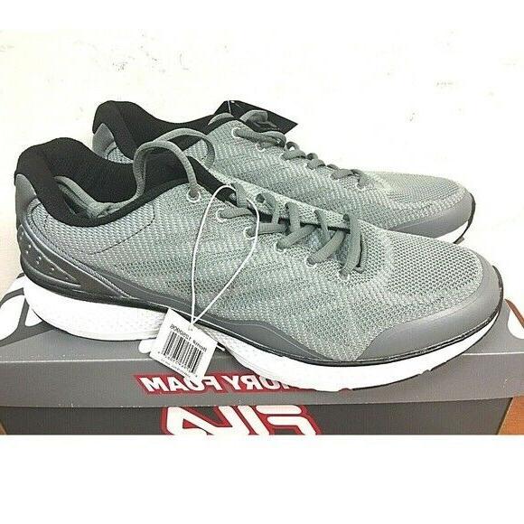 FILA Men's Memory Startup Athletic Running Shoes - GRAY - - 9B_14