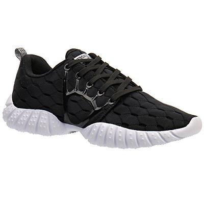 ALEADER Men's Mesh Cross-Traning Running Shoes Black 11 DM U