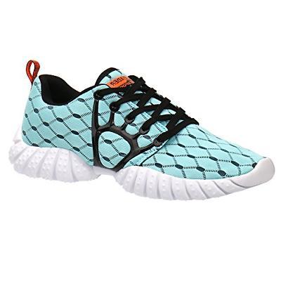 ALEADER Men's Mesh Cross-Traning Running Shoes Light Blue 12