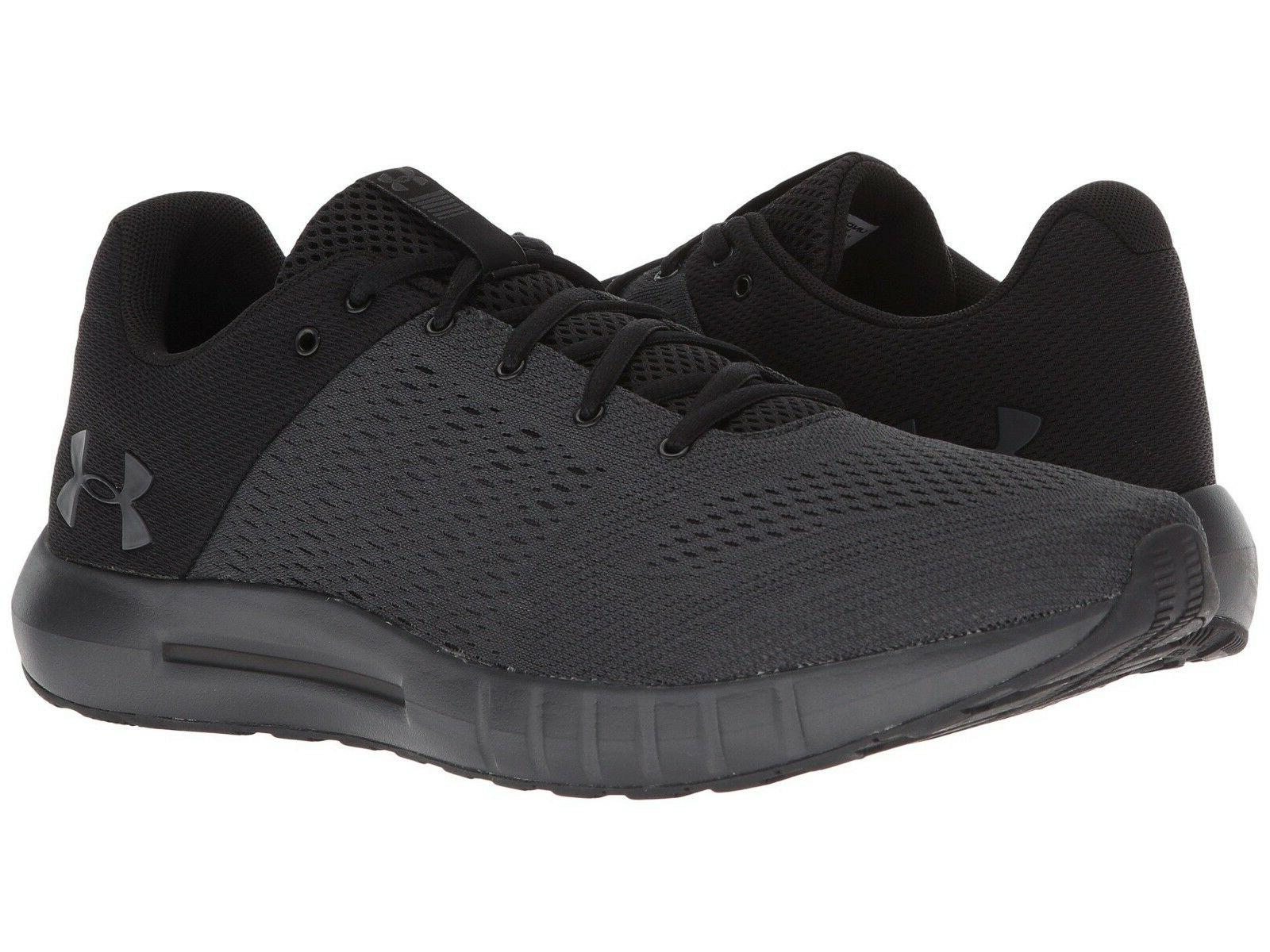 Under Armour Men's Micro G Pursuit Running Shoes Anthracite/