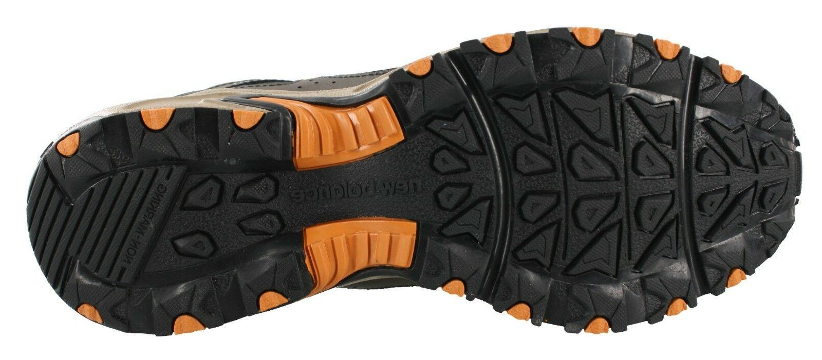NEW 4E WIDE RESISTANT TRAIL RUNNING SHOES