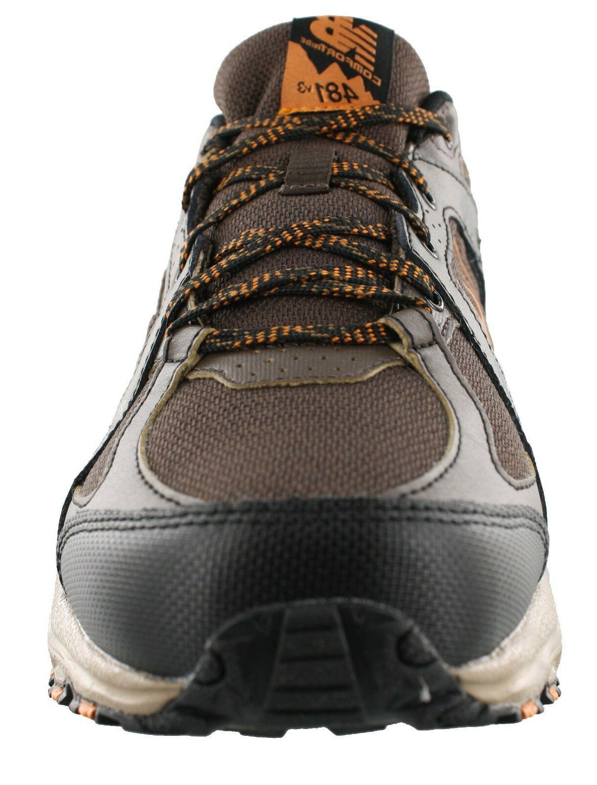 NEW BALANCE MT481WC3 4E WIDE WIDTH RESISTANT TRAIL RUNNING
