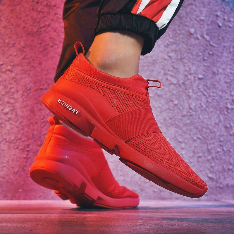 Men's Walking Tennis Shoes 12
