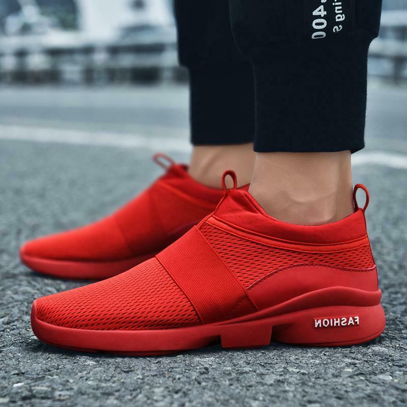 Men's Sneakers Casual Walking Tennis Running Shoes US 12