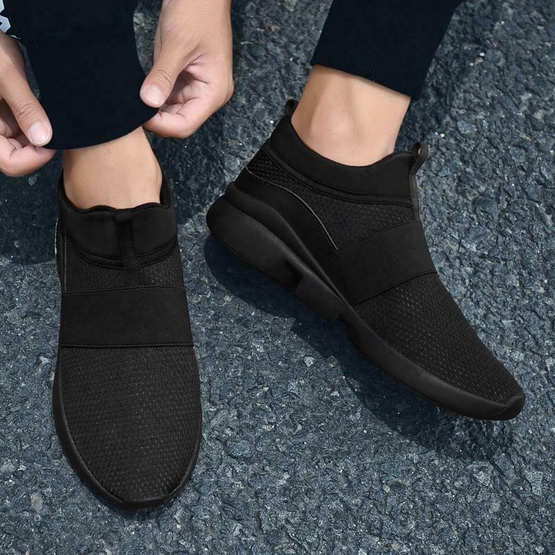 Men's Lightweight Walking Athletic Shoes US 12