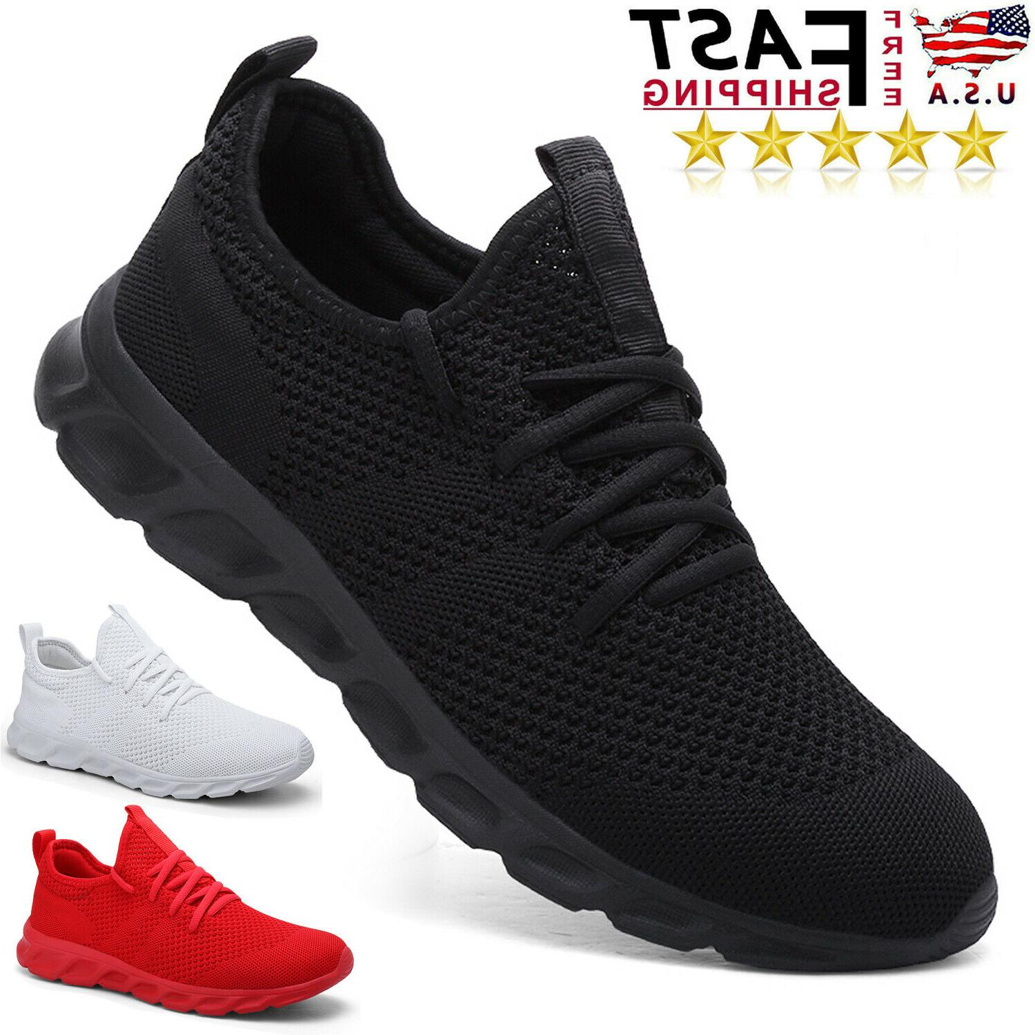 men s sneakers fashion casual athletic running