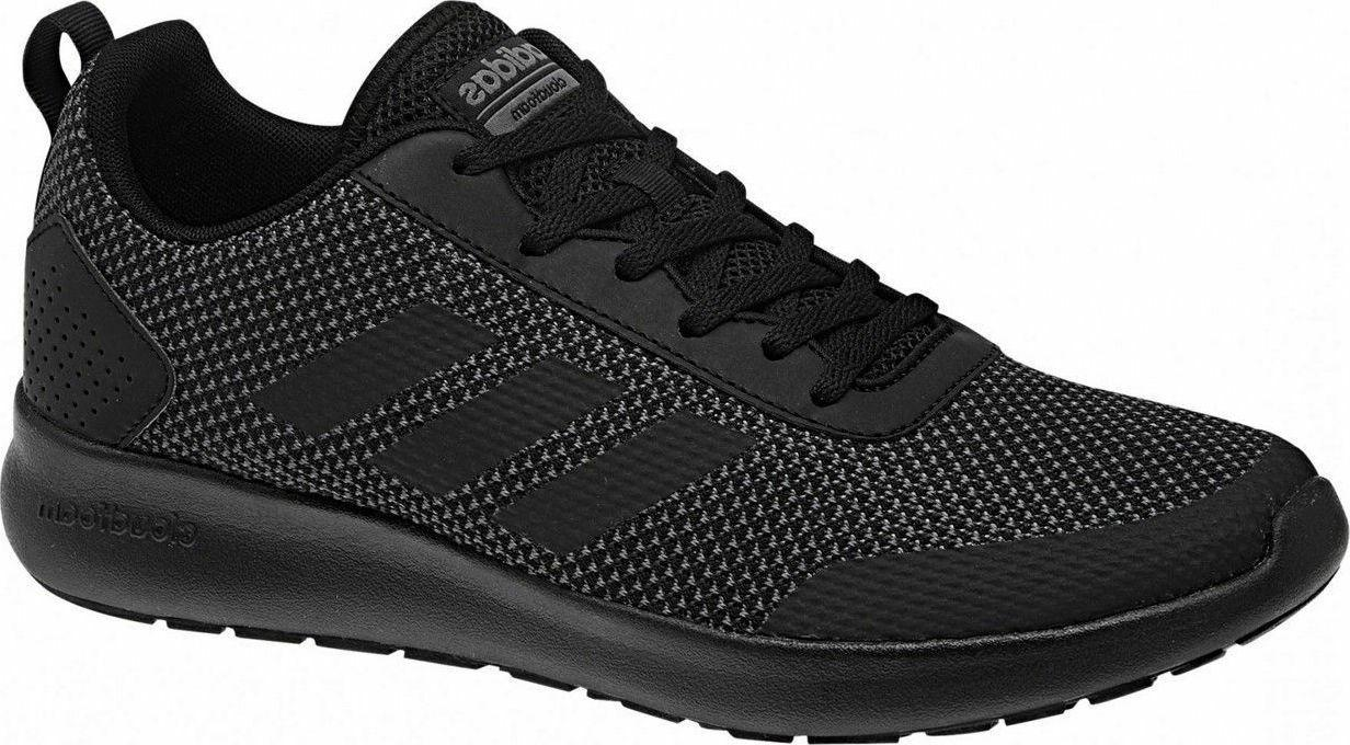 Adidas Men Shoes Cloudfoam Element Training Black
