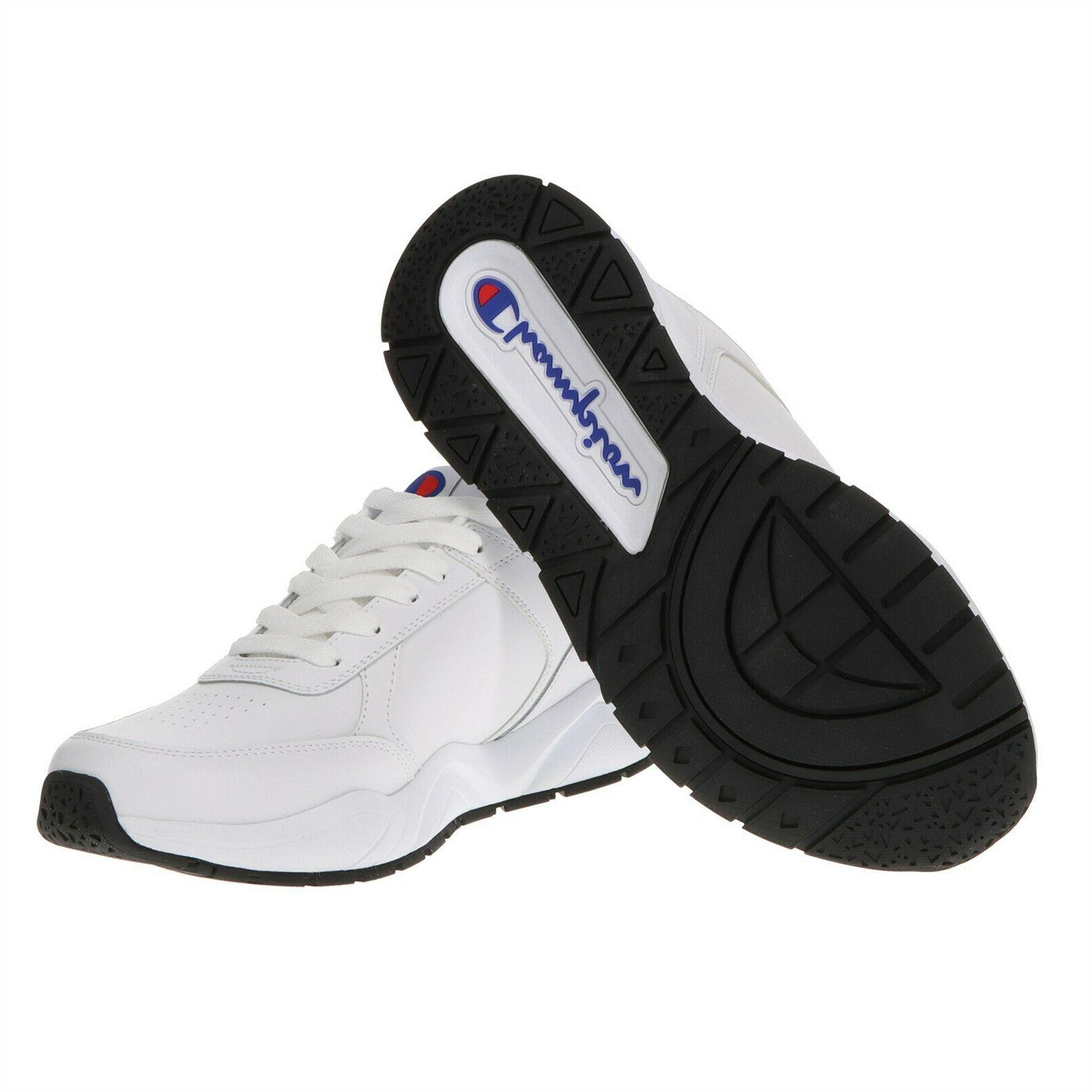 Champion White Classic Sneaker Shoes Running