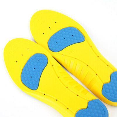Men Women Shoes Insert Memory Foam Inner Slippers US