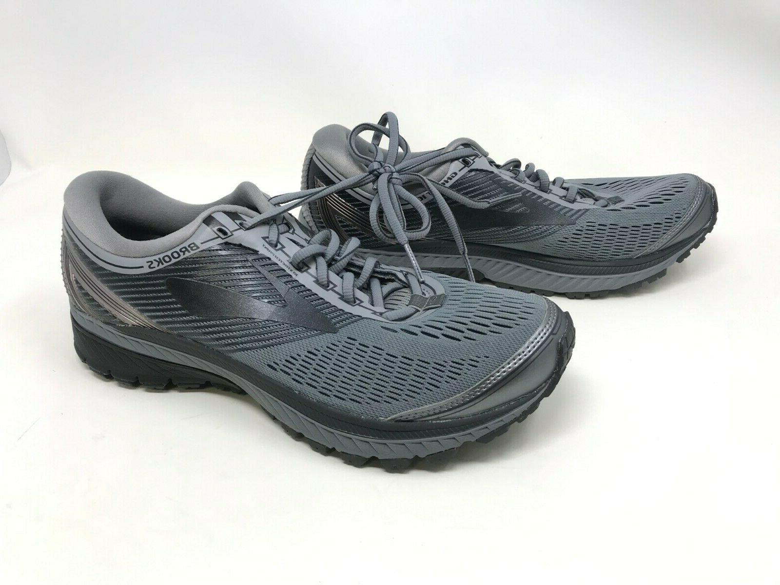 mens 1102571d034 ghost 10 gray charcoal running
