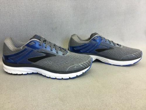 Mens Adrenaline 18 Running Grey/Blue/Black