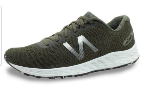 Mens New Balance 11 MARISRR1 Fresh Foam Running Shoes Hunter