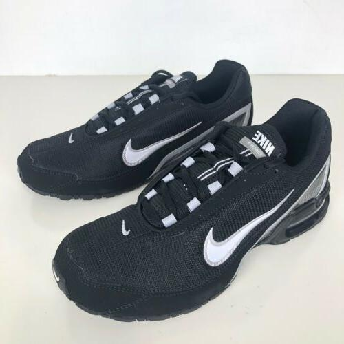 Nike Max Torch Shoes Black White 011