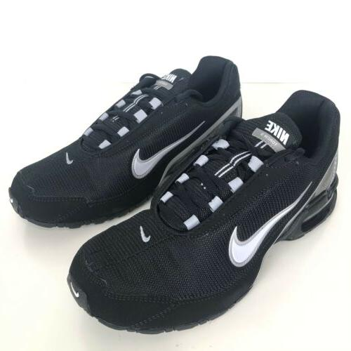 Nike Mens Max Torch Running Black White 011