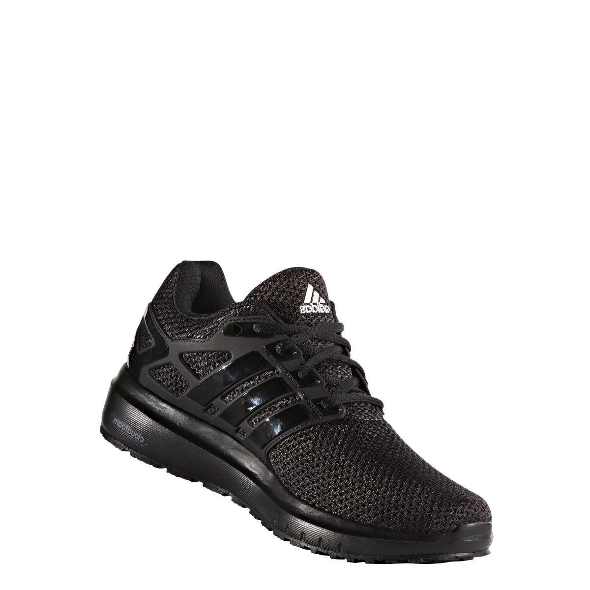 Mens Adidas Energy WTC Black 8,14