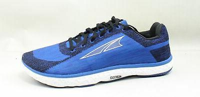 mens escalante blue running shoes size 10