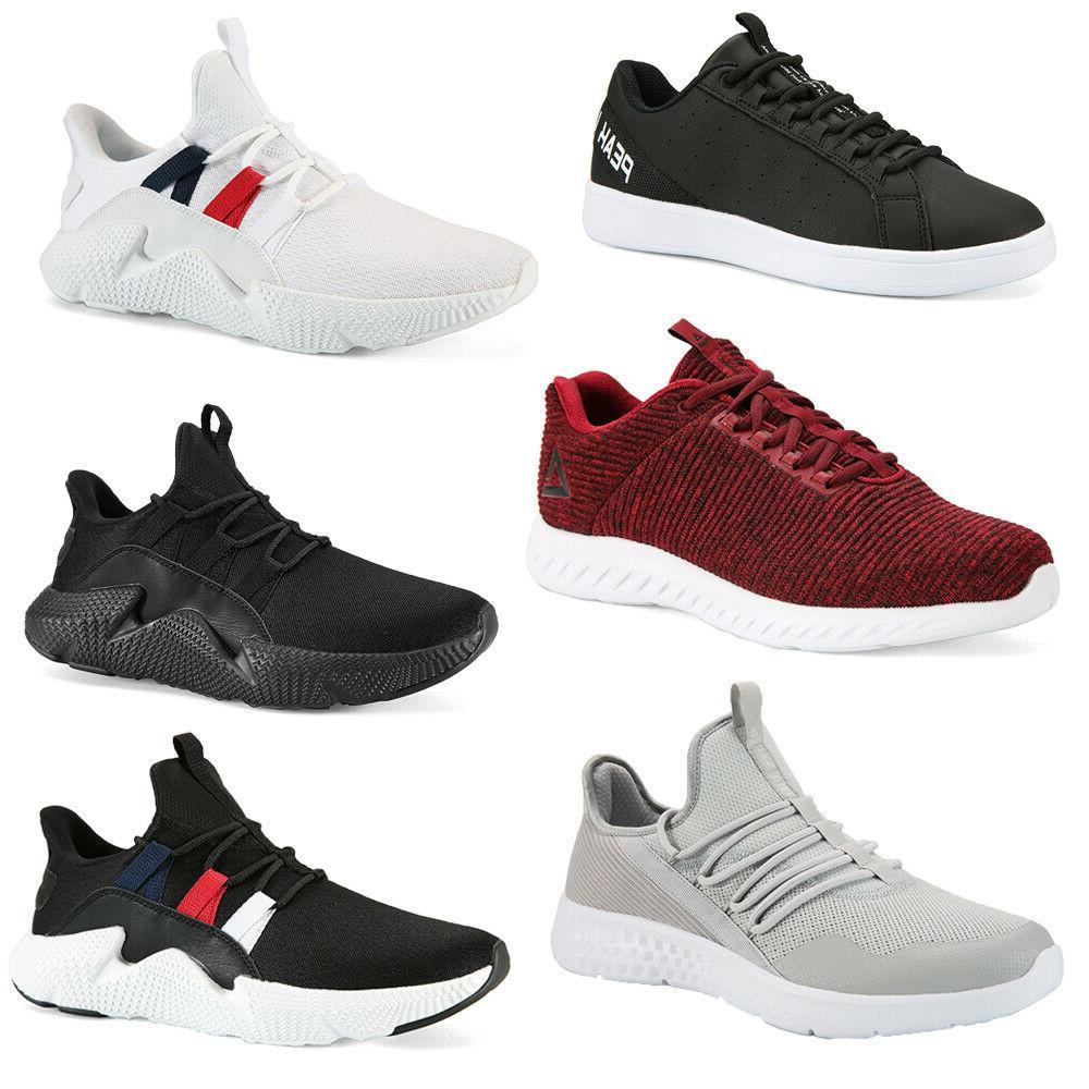 PEAK Shoes Sneaker Breathable Walking