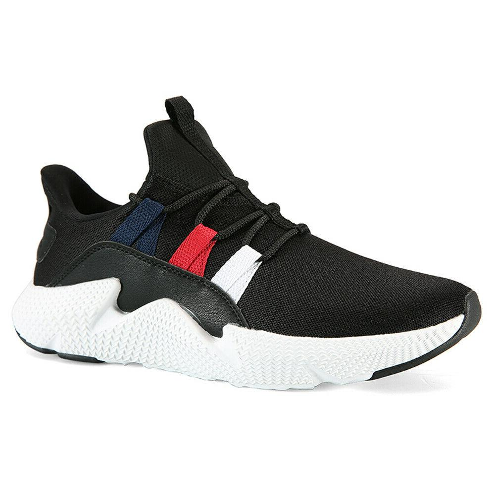 PEAK Mens Fashion Running Shoes Breathable Walking Shoes