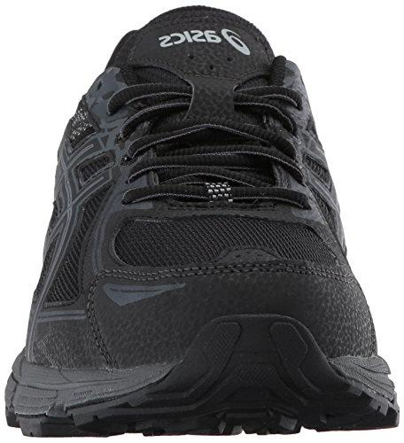 ASICS Mens 6 Running Black/Phantom/Mid 10.5 US